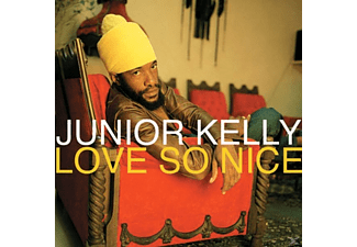 Junior Kelly - Love So Nice - (Vinyl)