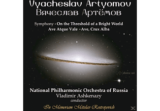 Vladimir/national Po Of Russia Ashkenazy - On the Threshold of a Bright World/+ - (CD)