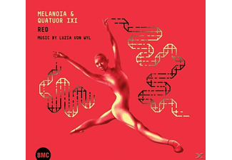 Melanoia/Quatuor IXI - RED - (CD)