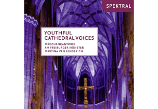 Klemens Schnorr, Boris Böhmann, Andres Buchholz, Adrian Romaniuc, Mädchenkantorei Am Freiburger Münster - Youthful Cathedral Voices - (CD)
