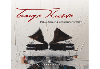 Christopher O'Riley - Tango Nuevo - (CD)