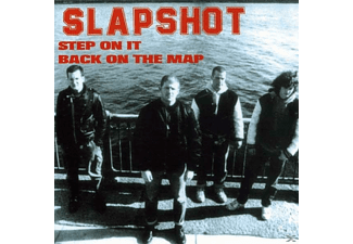 Slapshot - Step On It - (Vinyl)