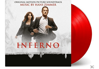 OST/VARIOUS - Inferno (Hans Zimmer) (LTD Red Viny - (Vinyl)