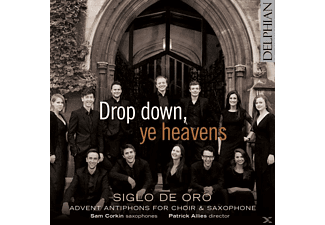 Corkin/Allies/Siglo de Oro - Drop down,ye Heavens - (CD)
