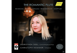 Seel,Dorothea/Hammer,Christoph - The Romantic Flute - (CD)
