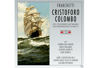 VARIOUS - Cristoforo Colombo - (CD)