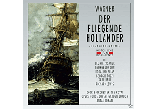 Ch.& Orch.D.Roy.Opera House Covent Gard.London - Der Fliegende Holländer - (CD)