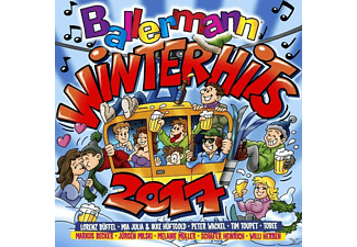 VARIOUS - Ballermann Winter Hits 2017 - (CD)