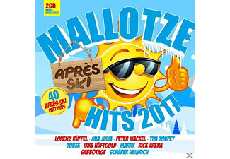 VARIOUS - Mallotze Hits-Apres Ski 2017 - (CD)