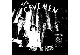 Cavemen - Born To Hate - (Vinyl)