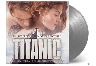 OST/VARIOUS - Titanic (Exclusive LTD Solid Silver - (Vinyl)
