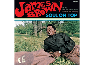 James Brown - Soul On Top (Ltd.Edt 180g Vinyl) - (Vinyl)