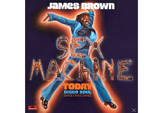 James Brown - Sex Machine Today (Ltd.Edt 180g Vinyl) - (Vinyl)