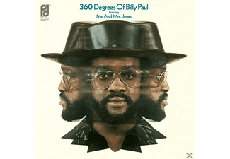 Billy Paul - 360 Degrees Of Billy Paul (Ltd.Edt 180g Vinyl) - (Vinyl)