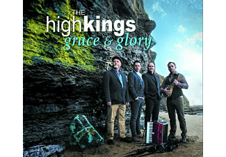 The High Kings - Grace & Glory - (CD)