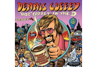 Dennis Coffey - Hot Coffey In The D - (Vinyl)