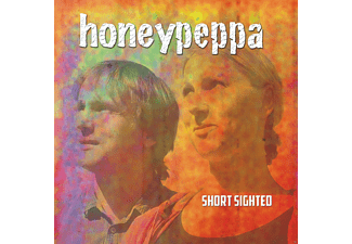 Honeypeppa - Short Sighted - (CD)