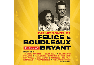 VARIOUS - The Hit Songs of Felice & Boudleaux Bryant 1949-62 - (CD)