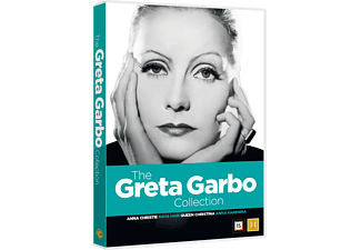 Greta Garbo: Signature Collection Drama DVD