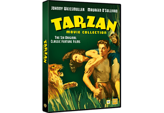 Tarzan Collection DVD