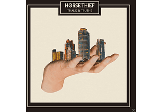 Horse Thief - Trials & Truths - (CD)