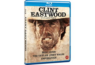 Clint Eastwood Western Collection Action Blu-ray