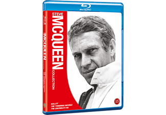 Steve McQueen Collection Action Blu-ray