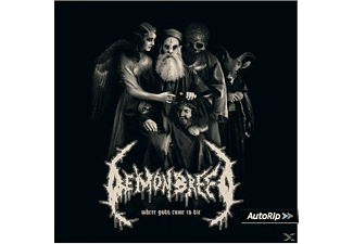 Demonbreed - Where Gods Come To Die - (Vinyl)