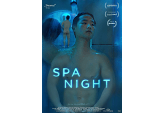 Spa Night - (DVD)