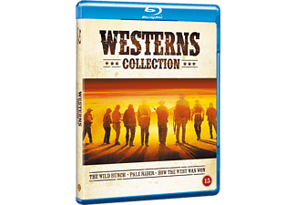 Western Collection Action Blu-ray