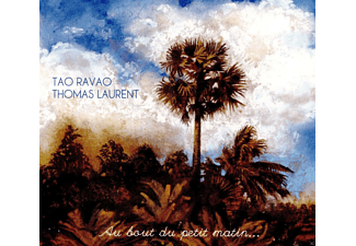 Tao Ravao, Thomas Laurent - Au Bout Du Petit Matin - (CD)