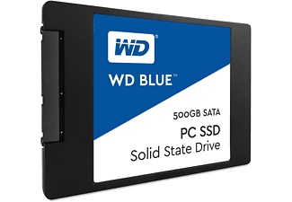 WD Blue SSD 500GB 7MM