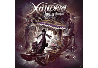 Xandria - Theater Of Dimensions - (Vinyl)