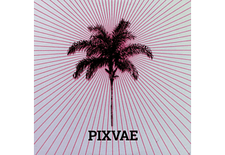 Pixvae - Colombian Crunch Music - (CD)