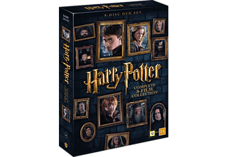 Harry Potter 1-7B Äventyr DVD
