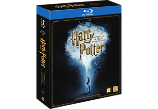 Harry Potter 1-7B Äventyr Blu-ray