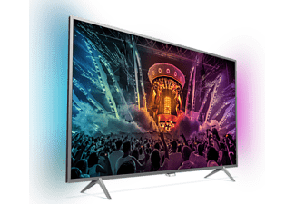 "PHILIPS 49PUT6401/12 49"" Smart UHD 4K -TV   - Svart"