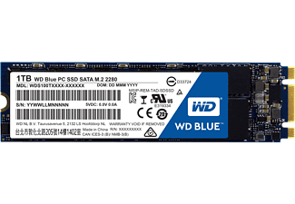 WD Blue SSD 1TB M.2 2280 7MM