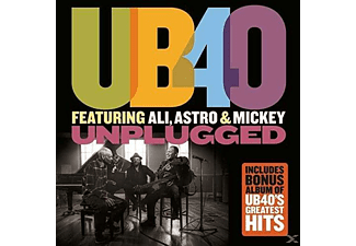 UB40 - Ub40 Unplugged+Greatest Hits (2cd) - (CD)