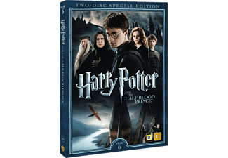 Harry Potter och Halvblodsprinsen Äventyr DVD
