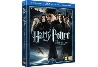 Harry Potter och Halvblodsprinsen Äventyr Blu-ray
