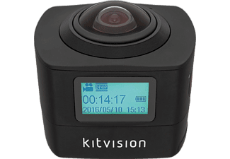 KITVISION Immerse 360 Panorama FHD 1440P WiFi Actionkamera