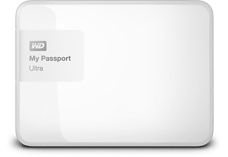 WD My Passport Ultra 1TB Wit