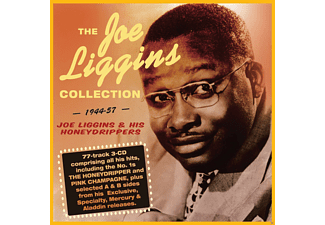 Joe & His Honeydrippers Liggins - The Joe Liggins Collection 1944-57 - (CD)
