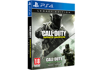 Call of Duty: Infinite Warfare Legacy Pro Edition PS4