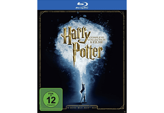 Harry Potter - The Complete Collection - (Blu-ray)