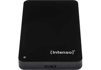 INTENSO USB 3.0 Memory Case 2.5'' 1 TB Black - (6021560)