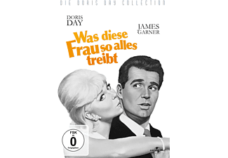Was diese Frau so alles treibt - Doris Day Collection [DVD]