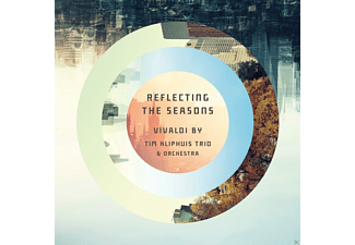 Tim Kliphuis Trio & Orchestra - Reflecting The Seasons - (CD)