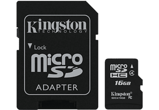 KINGSTON microSDHC Class 4 16GB